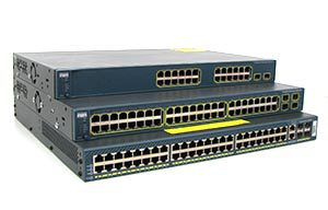 Cisco Excess Switch Image
