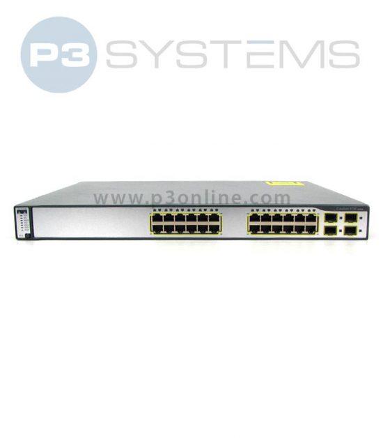 Cisco WS-C3750-24PS-S