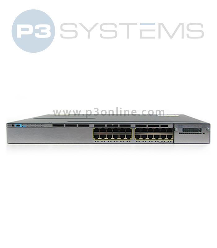 Cisco WS-C3750X-24P-E
