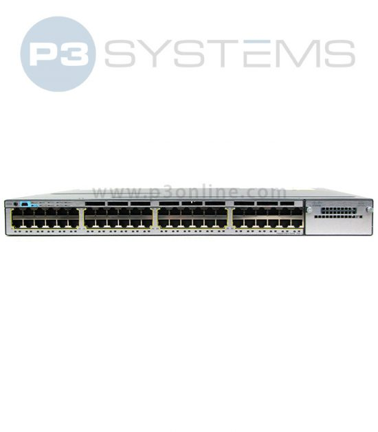 Cisco WS-C3750X-48P-L switch
