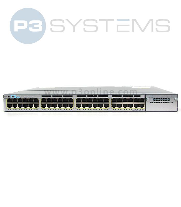 Cisco WS-C3750X-48P-S