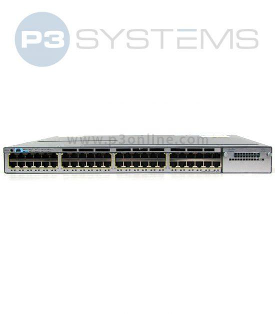 Cisco WS-C3750X-48PF-S switch