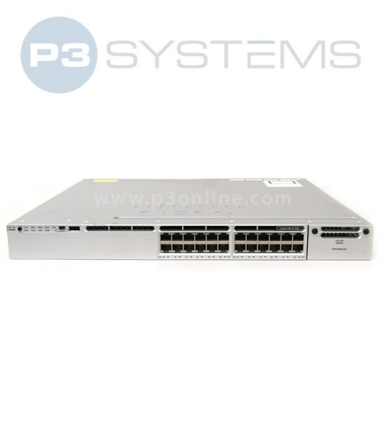 Cisco WS-C3850-24P-E switch