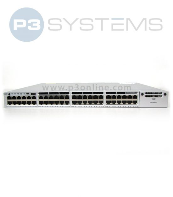 Cisco WS-C3850-48F-E switch