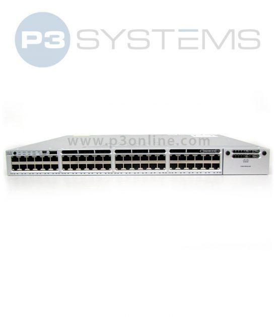 Cisco WS-C3850-48P-S switch