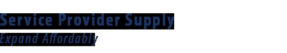 Service Provider Supply