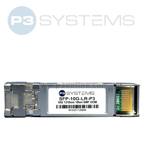 Cisco Compatible SFP-10G-LR P3
