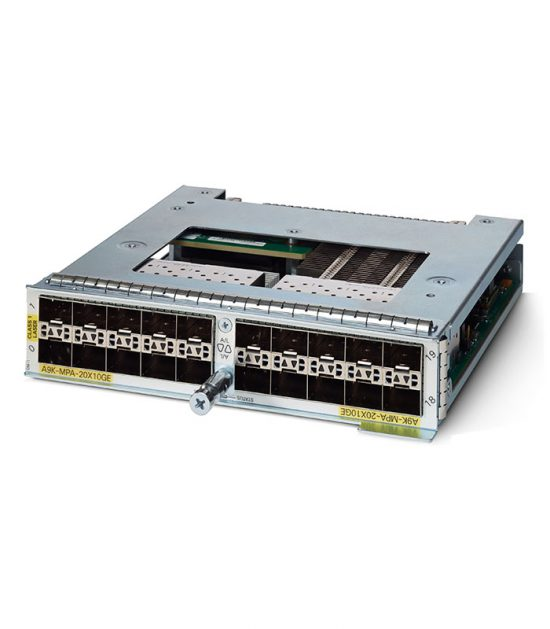 Cisco ASR 9000 A9K-MPA-20x10GE Modular Port Adapter
