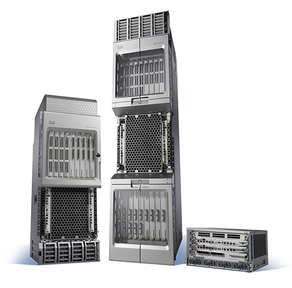 Cisco ASR 9900 Series